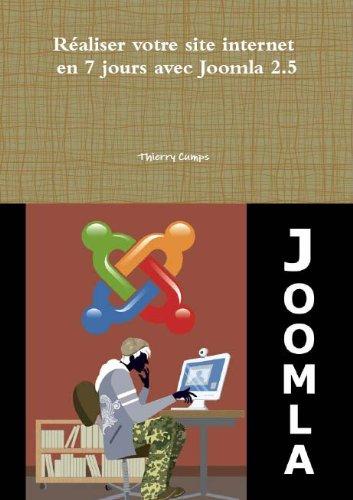 Réaliser votre site internet en 7 jours avec Joomla 2.5
