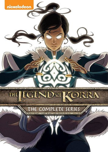 The Legend of Korra: The Complete Series