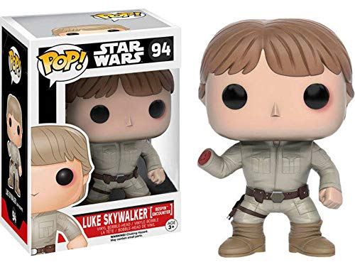 Funko - Figurine Star Wars - Luke Skywalker Bespin Encounter