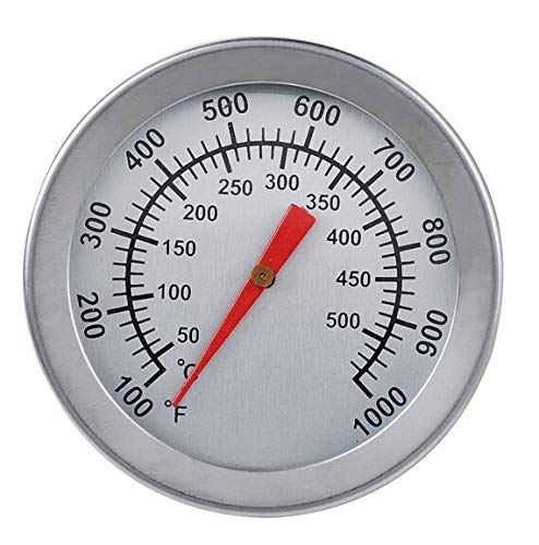 FATO. Edelstahl BBQ Grill Smoker Thermometer Spur Barbecue Cooking Grillbesteck Grillthermometer