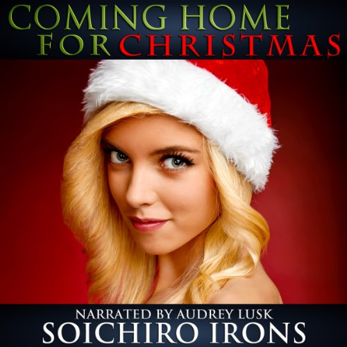 Coming Home for Christmas audiobook cover art