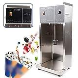 Ice Cream Mixer Machine, 110V 350W Ice Cream Blender Commercial Electric Ice Cream Machine Blizzard Maker Shaker Blender Mixer