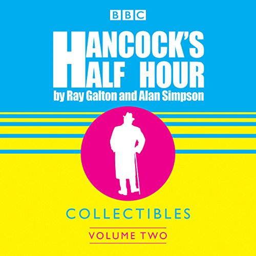 Hancock's Half Hour Collectibles: Volume 2 cover art