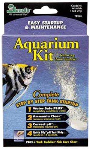 Jungle Laboratories AJUTB900 Tank Buddies Aquarium Kit