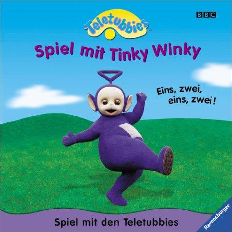 Teletubbies, Spiel mit den Teletubbies, Spiel mit Tinky Winky