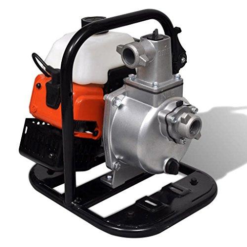 taofuzhuang Benzinbetriebene Wasserpumpe 2 Takt 1,45 kW 0,95 l Heimwerkerbedarf Metallpumpen Bewässerungs-Sprinkler- und Boosterpumpen