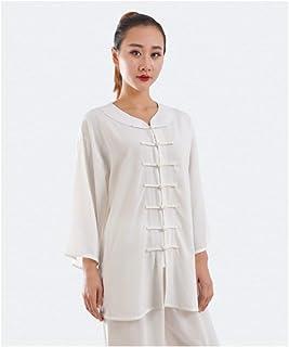 fwadu Tai Chi odzież damska bouncy luźny tai chi mundur kungfu ubrania sztuki walki ubrania skrzydło chun Shaolin grupowe ...