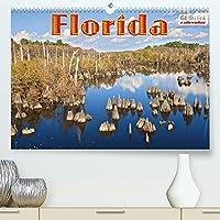 GEOclick calendar: Florida (Premium, hochwertiger DIN A2 Wandkalender 2022, Kunstdruck in Hochglanz): Landschaften Floridas / Landscapes of Florida (Monatskalender, 14 Seiten )