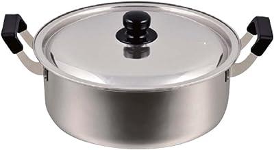 山下工芸 オカン鍋用H-4676だんらんステンレス大型鍋 30cm 120113031