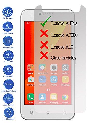 Todotumovil Protector de Pantalla Lenovo A Plus A1010 3G 4.5 de Cristal Templado Vidrio 9H para movil
