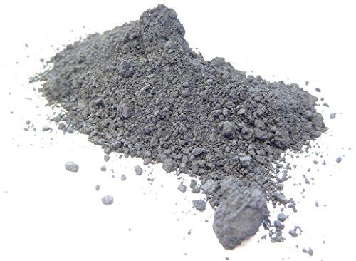 98,5% Molybdändisulfid, [50g], Molybdän(IV)-sulfid, MoS2, 1317-33-5, 4-5µm Pulver, sehr fein