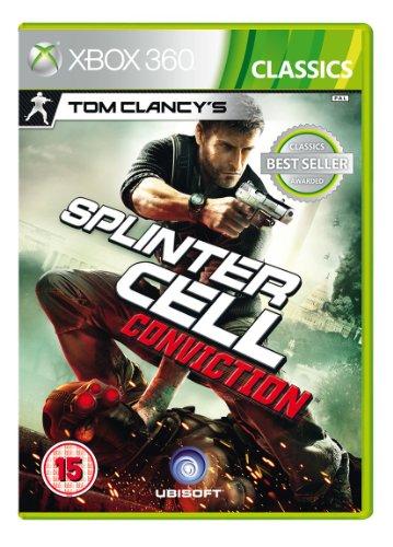 Tom Clancy's Splinter Cell Conviction Classics [Importación Inglesa]