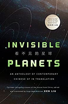 Cover of Invisible Planets