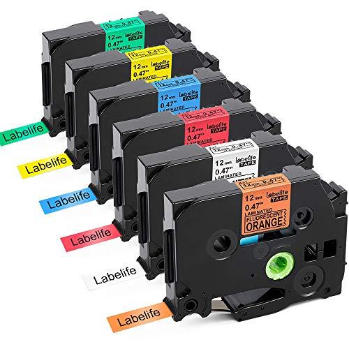 Alternative Etiketten Rolle für Brother P-Touch-QL-560-VP Generation Pro Serie