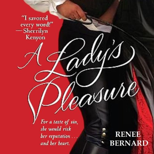 A Lady's Pleasure audiobook cover art