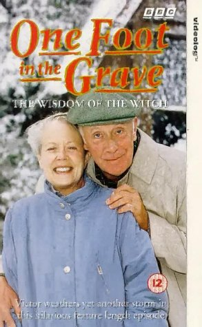 One Foot In The Grave - The Wisdom Of The Witch