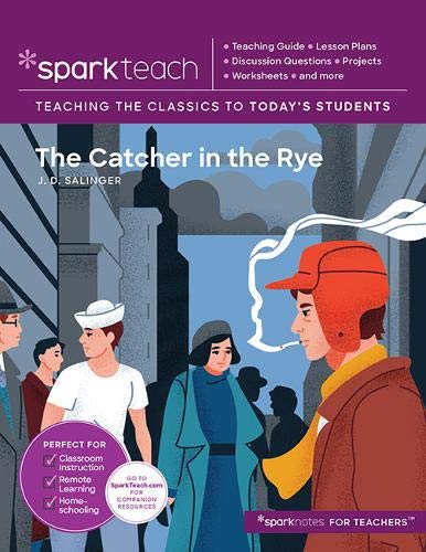 The Catcher in the Rye (SparkTeach)