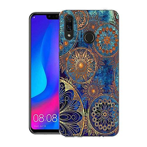 Huawei Honor 8X Handy Tasche, FoneExpert® Ultra dünn TPU Gel Hülle Silikon Hülle Cover Hüllen Schutzhülle Für Huawei Honor 8X