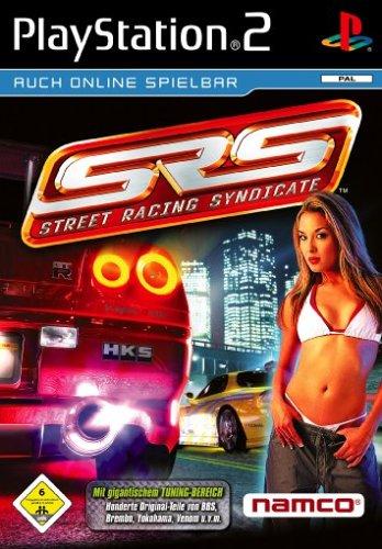SRS - Street Racing Syndicate [Edizione : Germania]