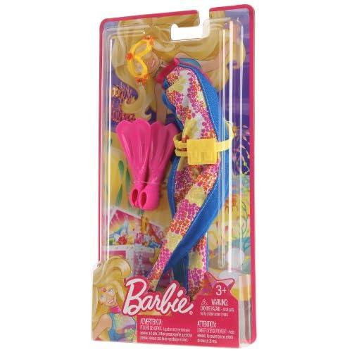 Mattel W3755 - Accessori per bambola Barbie nuotatrice