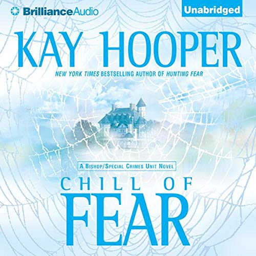 Chill of Fear audiobook cover art