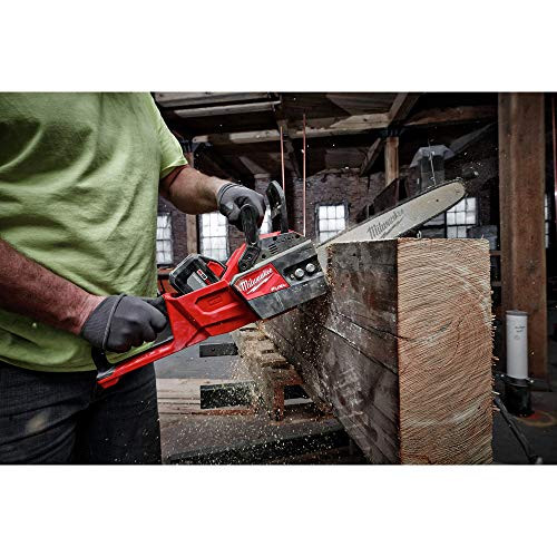 MILWAUKEE'S 2727-20 M18 Fuel 16 in. Chainsaw (Tool Only)