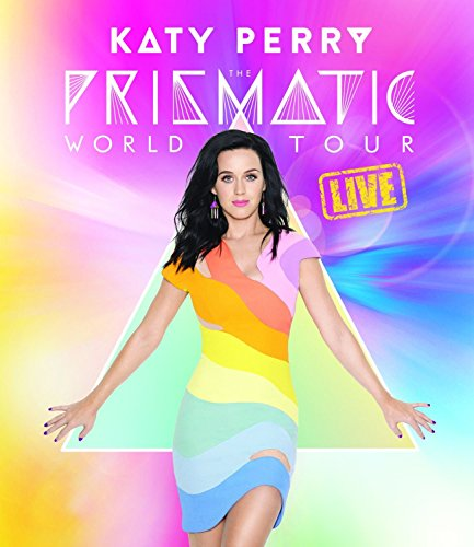 Katy Perry The Prismatic World Tour Live [Blu Ray]