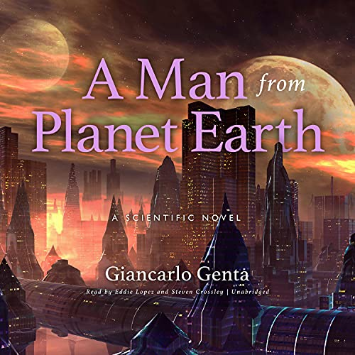 A Man from Planet Earth cover art