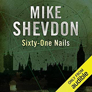 Sixty-One Nails audiobook cover art