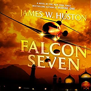 Falcon Seven audiobook cover art