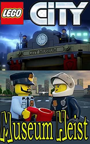 LEGO City comic: Museum Heist (English Edition)