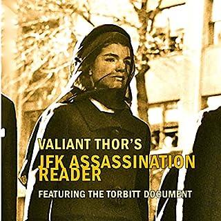 Valiant Thor's JFK Assassination Reader cover art