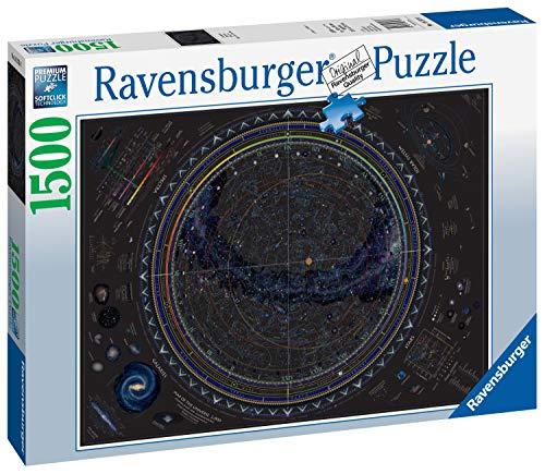 Ravensburger- Universo Puzzle da Adulti, Multicolore, 1500 Pezzi, 16213