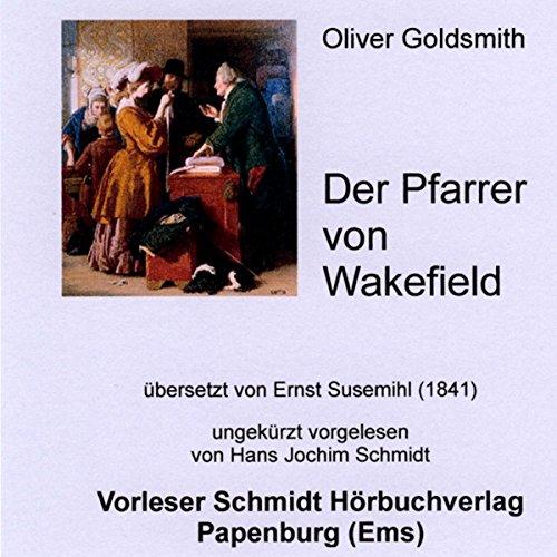 Der Pfarrer von Wakefield audiobook cover art
