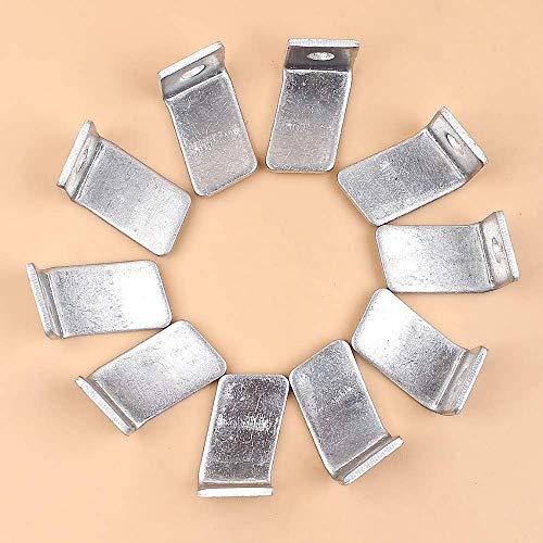 10 unids/lote recogedor de cadena para HUSQVARNA 36 41136137141, 142, 235, 236, 240 piezas de motosierra