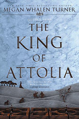 The King of Attolia (Queen's Thief)