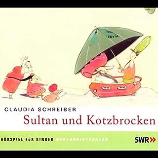 Sultan und Kotzbrocken 1 Titelbild