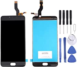 LCD Dispaly Replacement For Meizu M3 Note/Meilan Note 3 (International Version) / L681H LCD Screen and Digitizer Full Assembly(Black) Assembly (Color : Black)