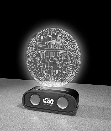 STAR WARS Bluetooth altoparlante Morte stella 26cm