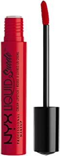 NYX PROFESSIONAL MAKEUP Liquid Suede Cream Lipstick, Kitten Heels, 0.13 Fluid Ounce