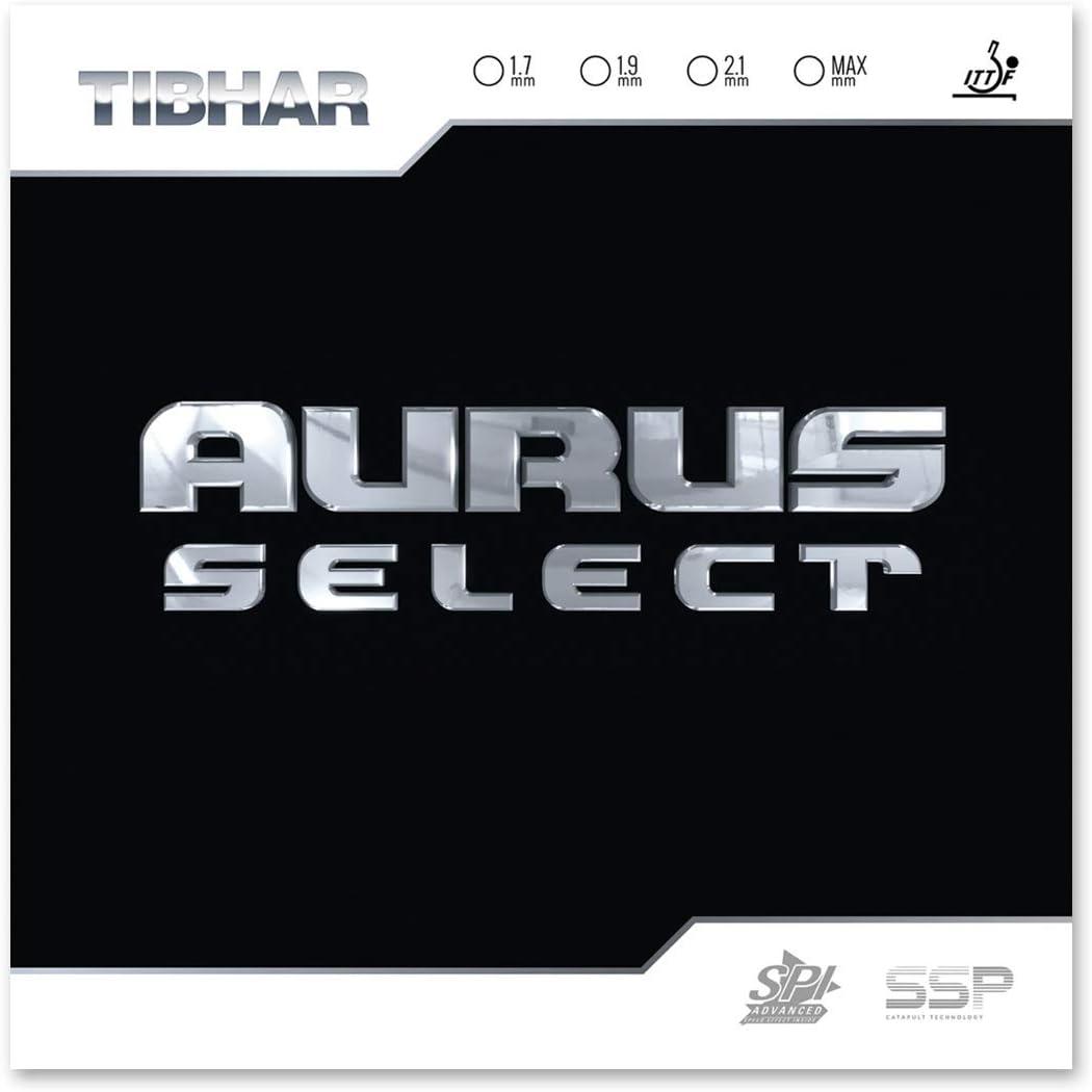 Recubrimiento Tibhar Aurus Select para raqueta de tenis de mesa