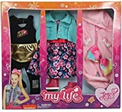 My Life As Day in the Life JOJO SIWA Clothing Set for 18in Doll (Doll sold separately)