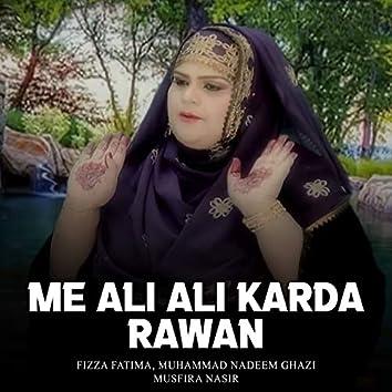 Me Ali Ali Karda Rawan