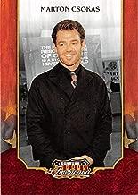Marton Csokas trading card (Celeborn, The Lord of the Rings) 2009 Donruss Americana #94