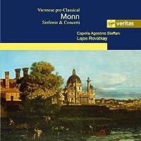 Monn: Sinfonie & Concerti
