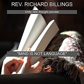 Mind is Not Language (Live)