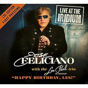 Happy Birthday, Les Paul! (feat. The Les Paul Trio) [Live @ The Iridium]
