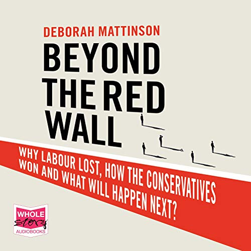 Beyond the Red Wall cover art