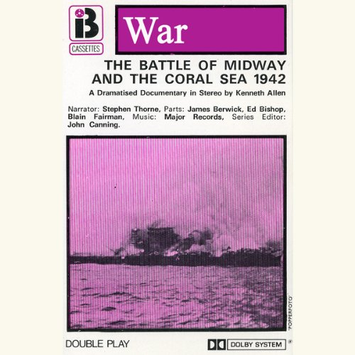 The Battle of Midway (Dramatised) audiobook cover art
