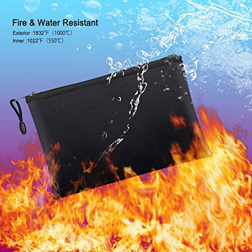 BluePower A4 fire bag